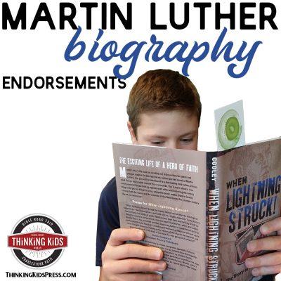 Martin Luther Biography | When Lightning Struck Book Reviews