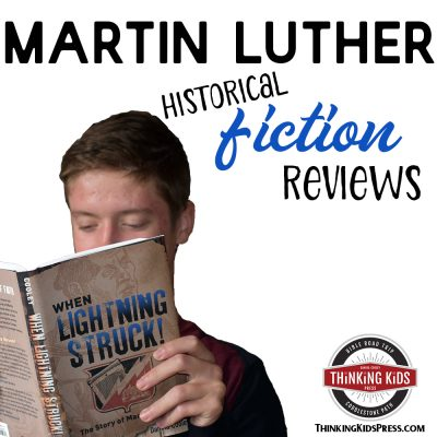 Martin Luther for Teens   Historical Fiction Reviews