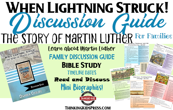 When Lightning Struck Discussion Guide