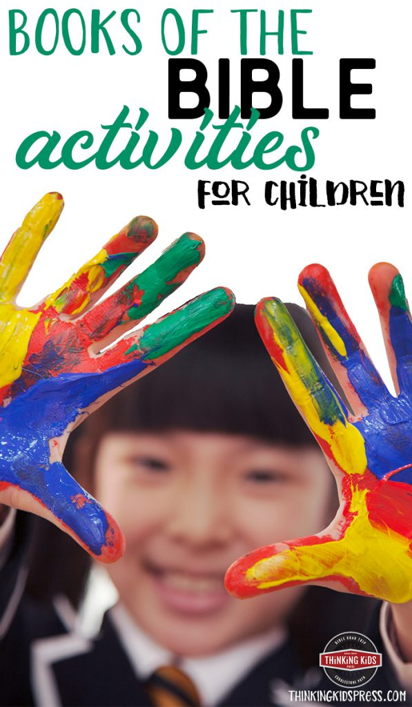 Books of the Bible Activities for Children
