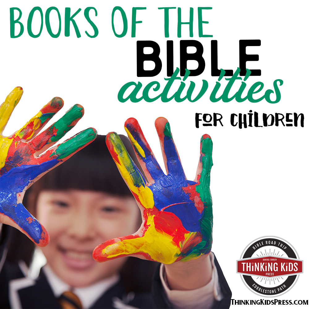 Books of the Bible Activities for Kids