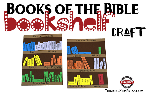Books of the Bible Craft
