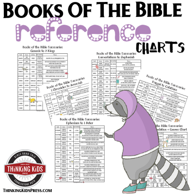 Books of the Bible Reference Charts