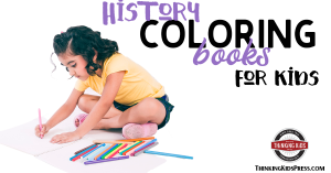 History Coloring Books for Kids