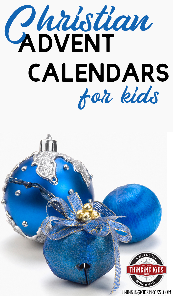 Christian Advent Calendars for Kids Need some ideas for your family during Advent? These Christian Advent Calendars for Kids will help you teach your children about the incarnation of Christ!