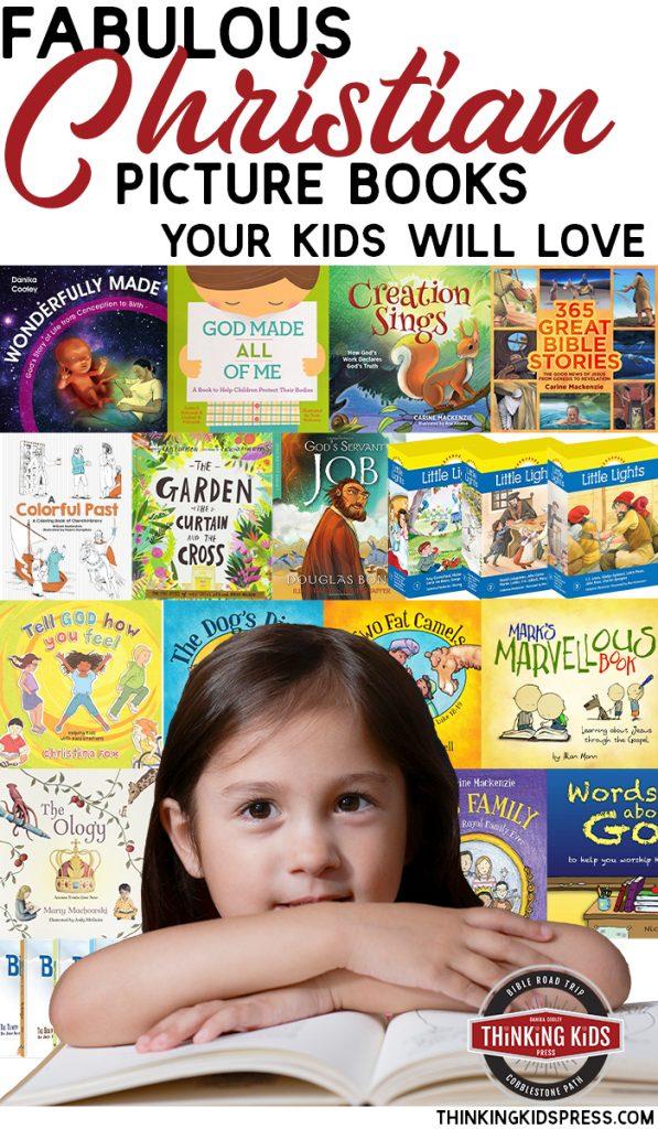 Christian Picture Books for Children