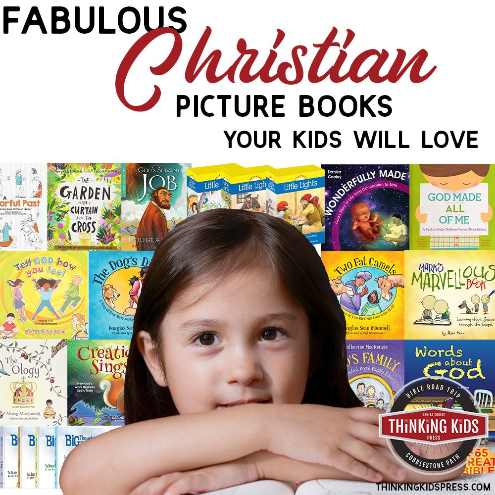 Fabulous Christian Picture Books for Children