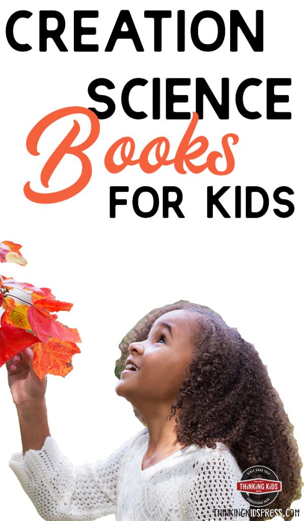 Creation Science Books for Kids
