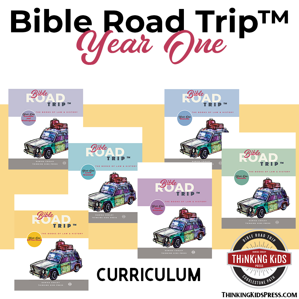 Bible Road Trip™ Three Year Curriculum
