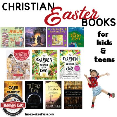 Christian Easter Books for Kids & Teens