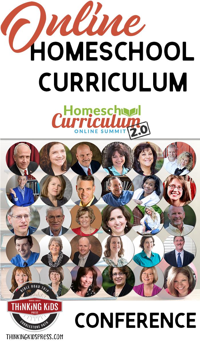 Online Homeschool Curriculum Conference
