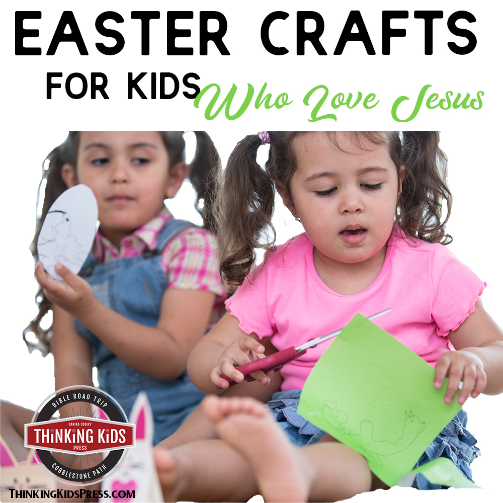 23 Easter Crafts for Kids Who Love Jesus