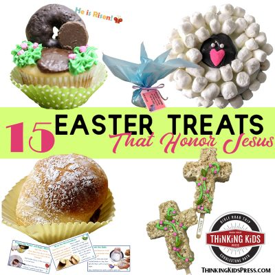 Easter Treats for Kids that Honor Jesus