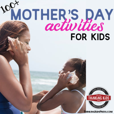 100+ Mother's Day Activities for Kids