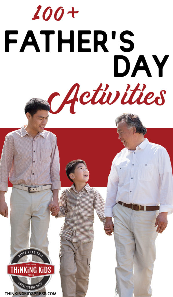100+ Father's Day Activities for Kids