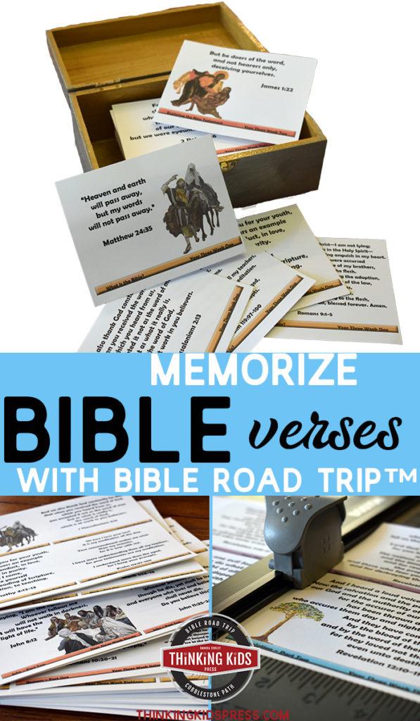 Memorize Bible Verses with Bible Road Trip™