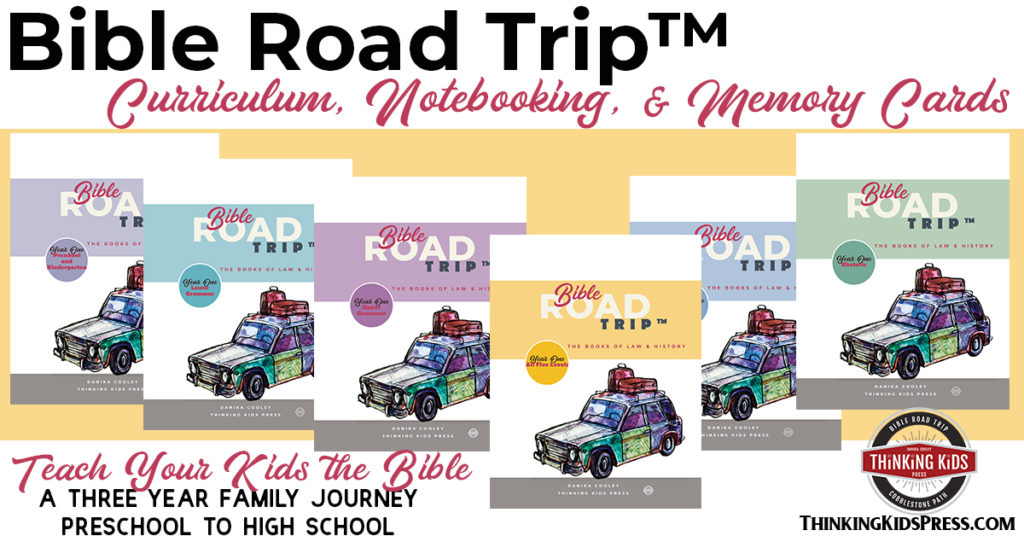 Bible Road Trip™ | Teach Your Kids the Bible