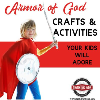 Armor of God Crafts and Activities for Kids