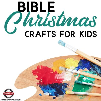Bible Christmas Crafts for Kids
