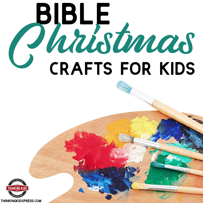 Bible Christmas Craft for Kids