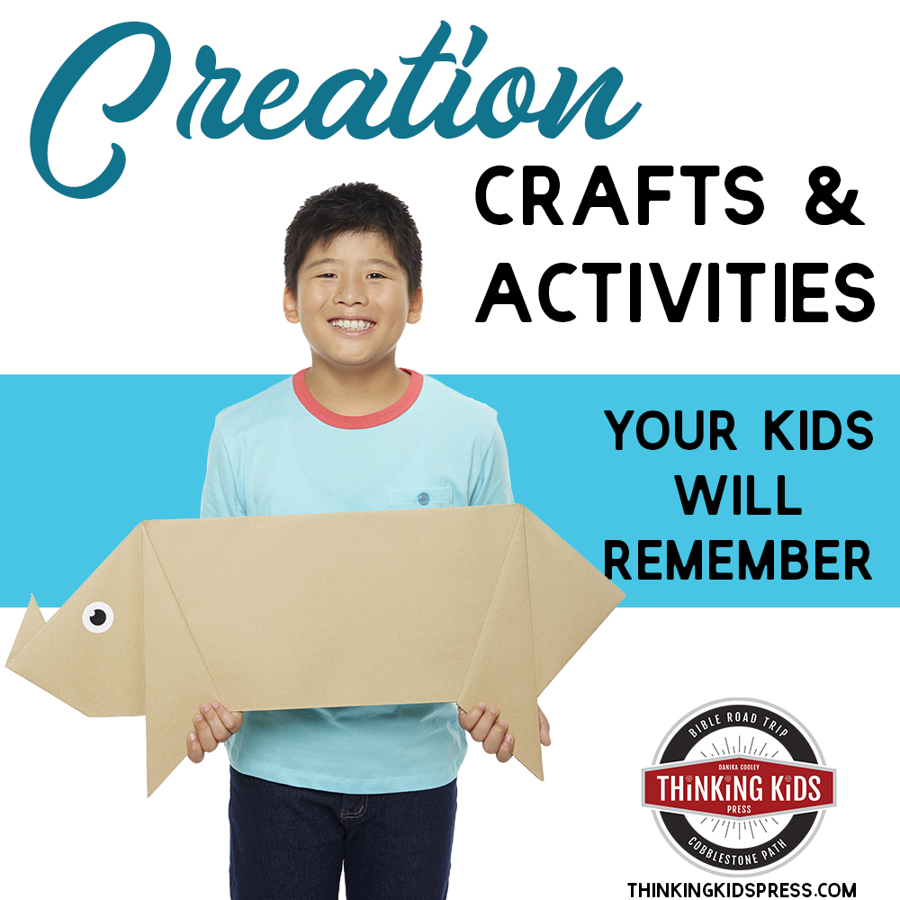 Creation Crafts and Activities Your Kids Will Remember