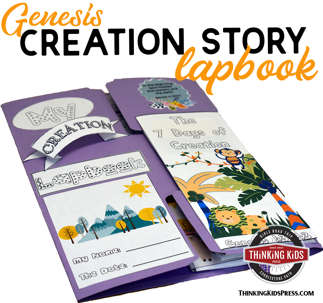 Genesis Creation Story Lapbook