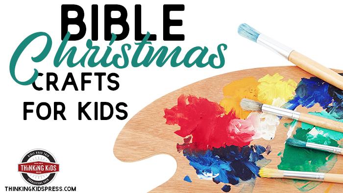 Bible Christmas Craft for Kids
