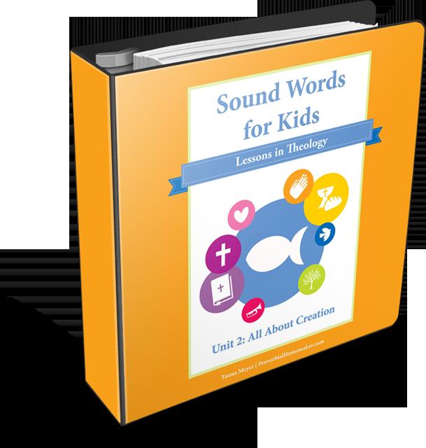 Sound Words Creation