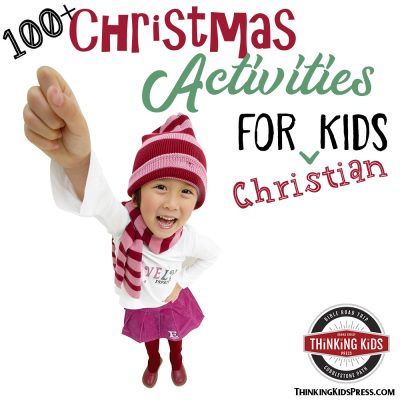 Christmas Activities for Kids — Point your kids to Christ with joy!