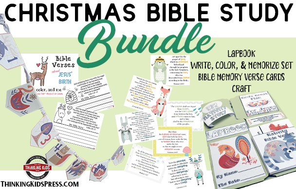 Christmas Bible Study Bundle