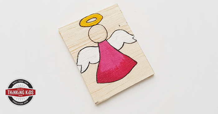 Wooden Nativity Craft | A Christmas Nativity Set to Love