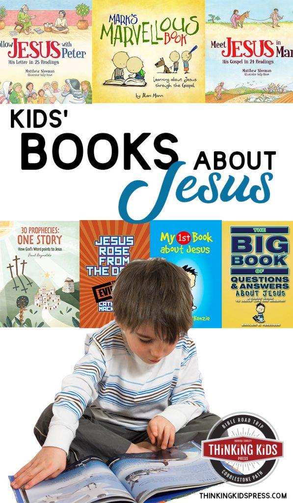 Kids Books about Jesus