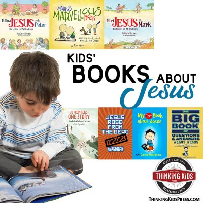 Kids Books about Jesus