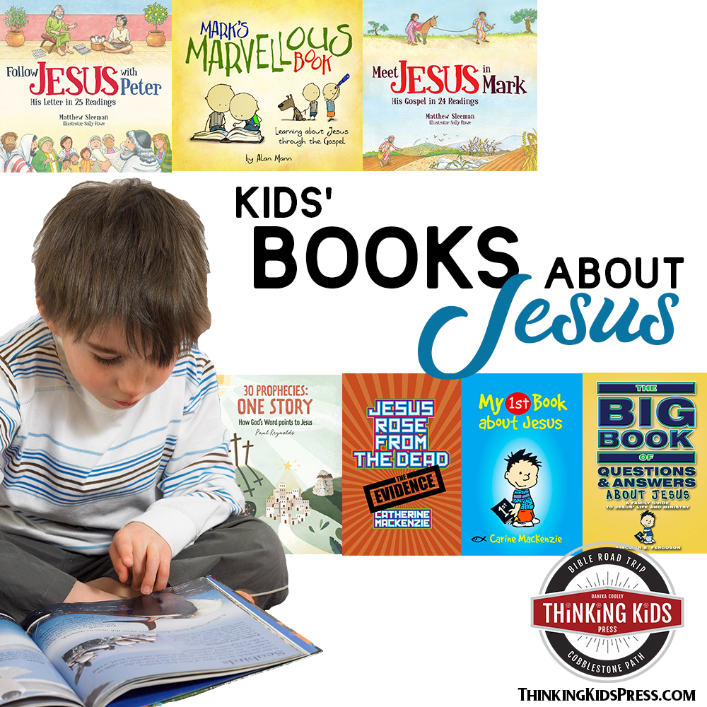 Kids' Books about Jesus