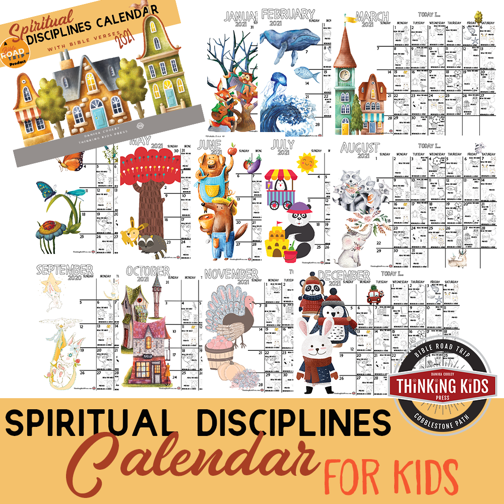 Spiritual Disciplines for Kids