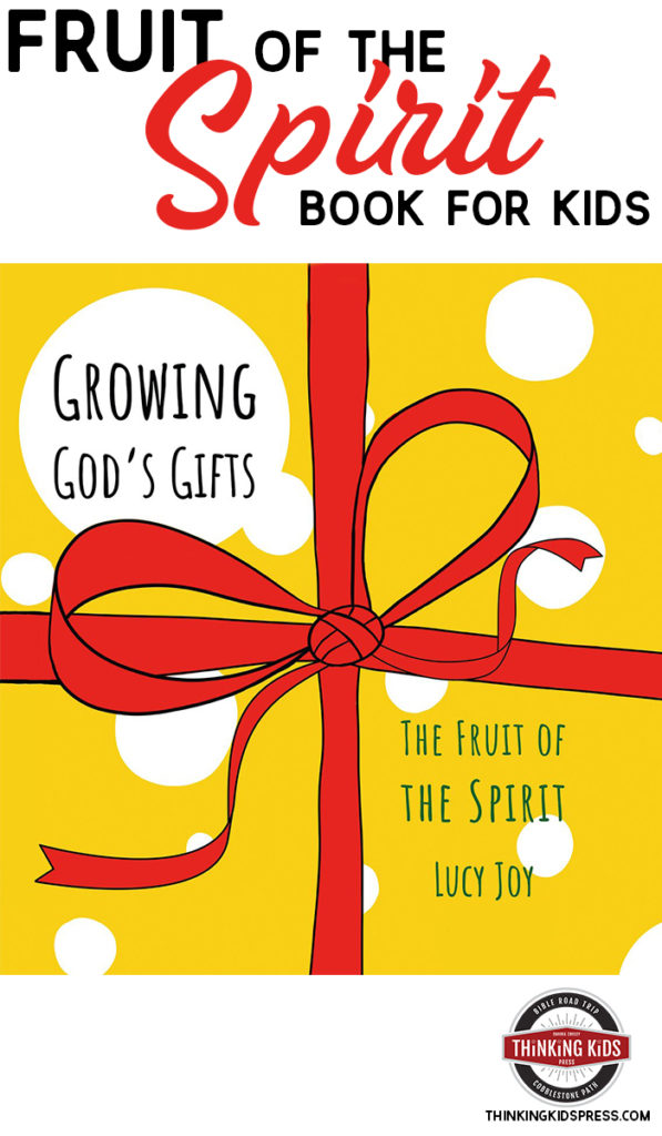 Fruit of the Spirit Book for Kids