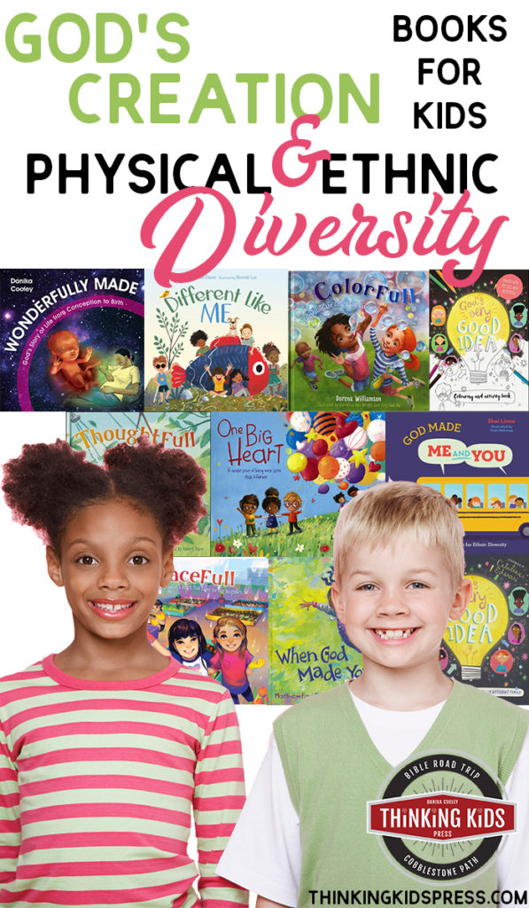 God's Creation | Physical and Ethnic Diversity Books for Kids