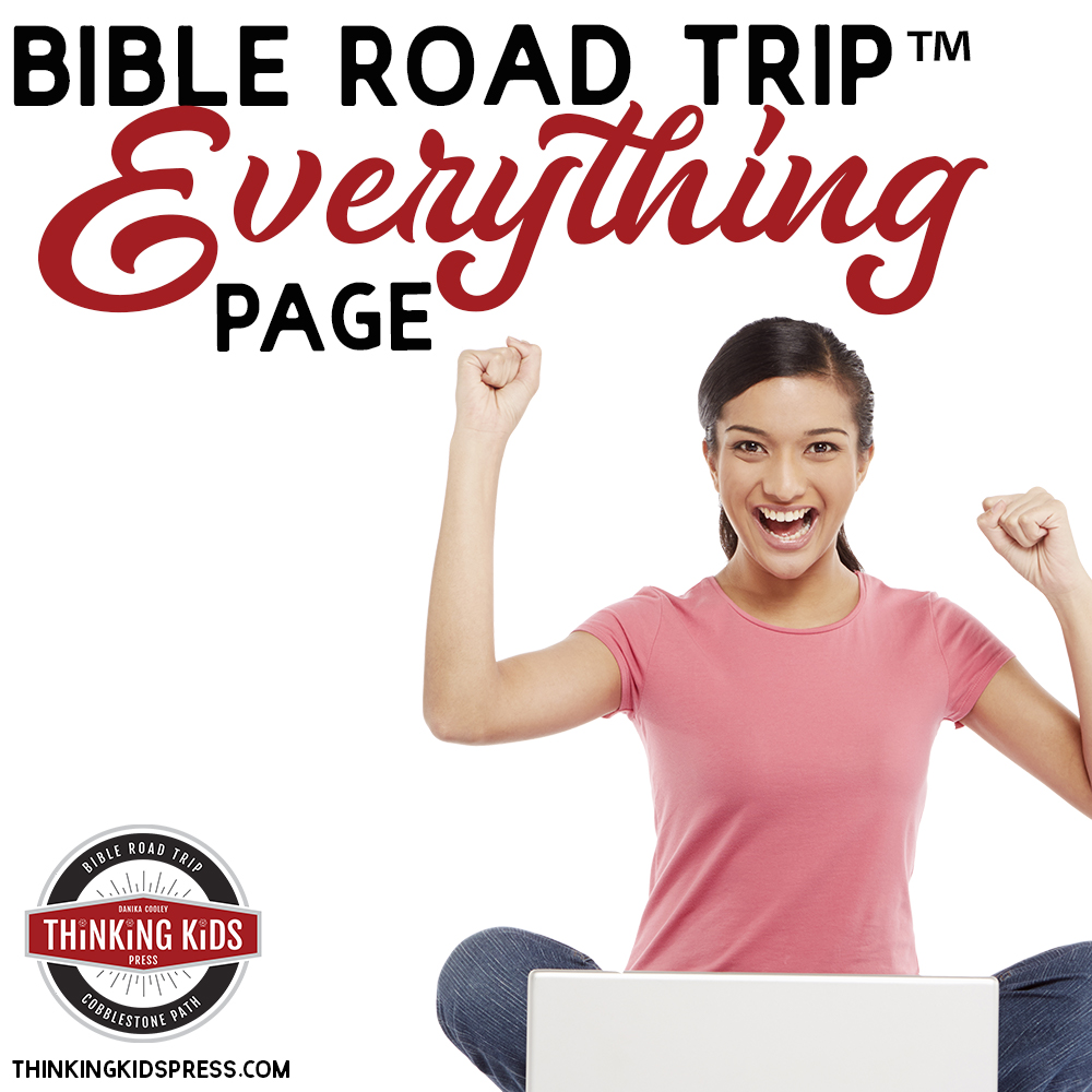 Bible Road Trip™ Everything Page