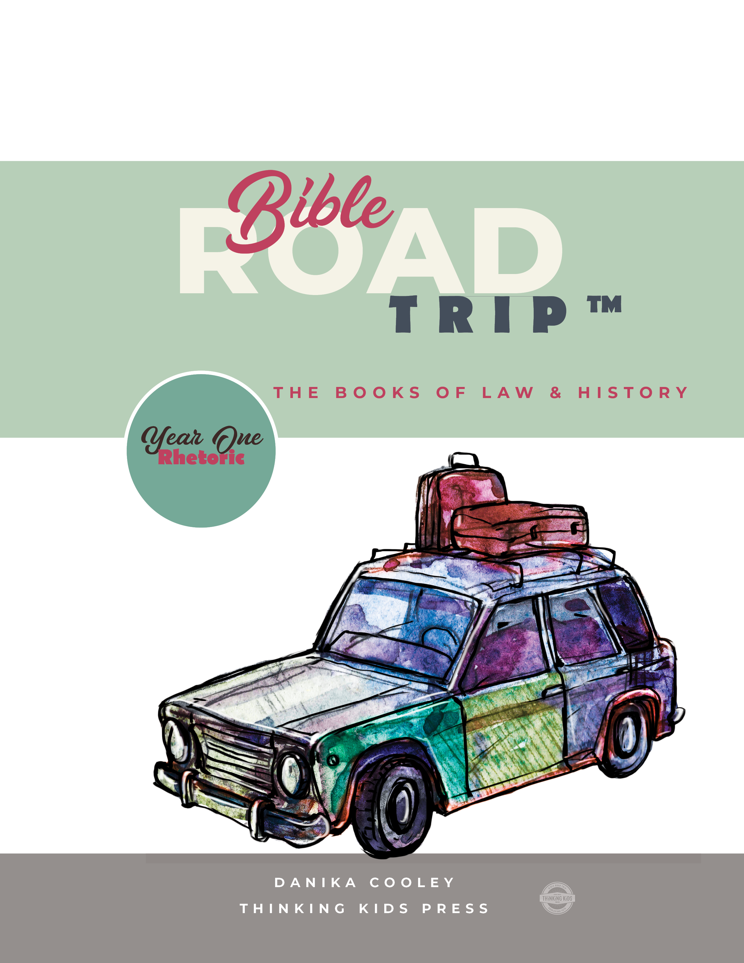 Bible Road Trip™ Year One Rhetoric Curriculum