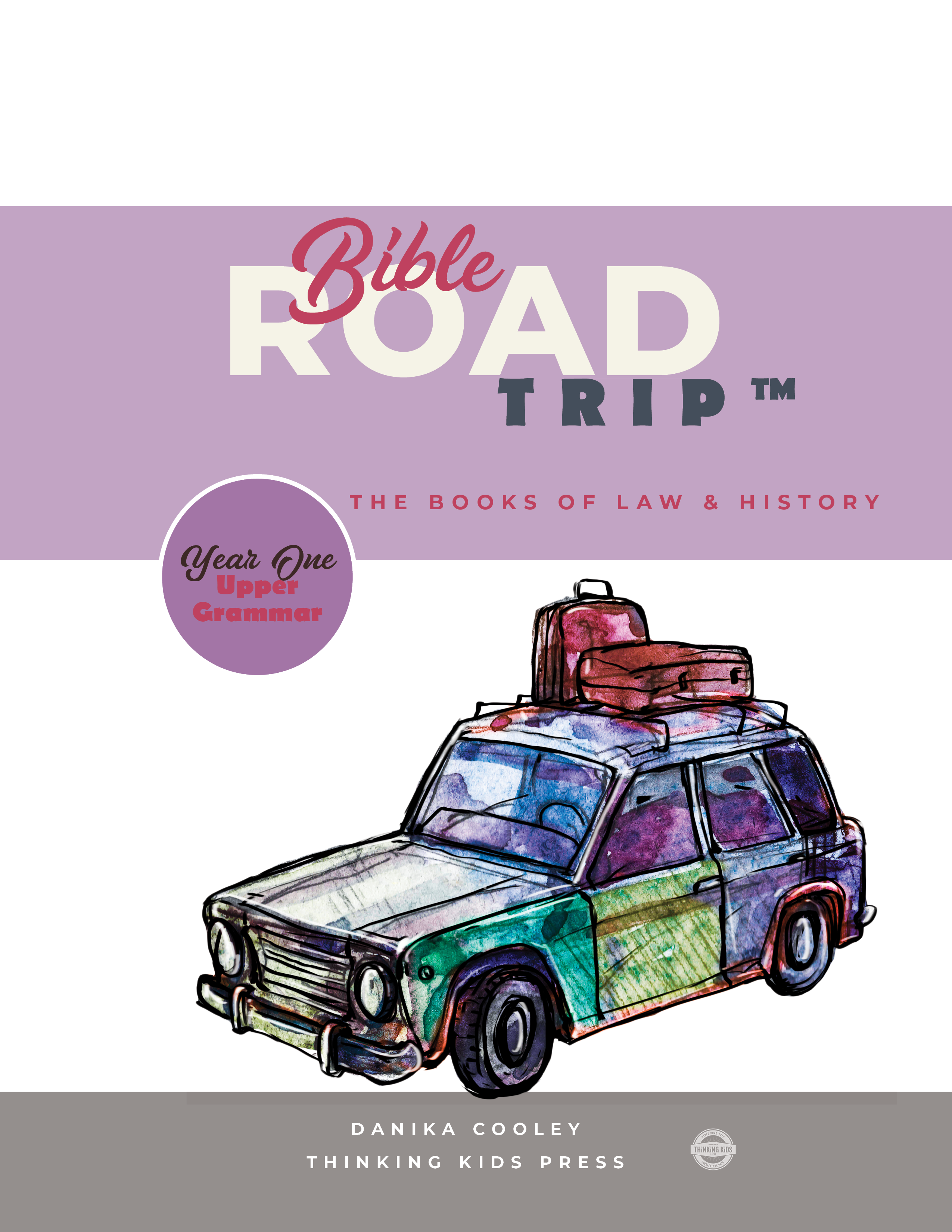Bible Road Trip™ Year One Upper Grammar Curriculum