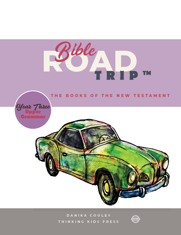 Bible Road Trip™ Year Three Upper Grammar Curriculum