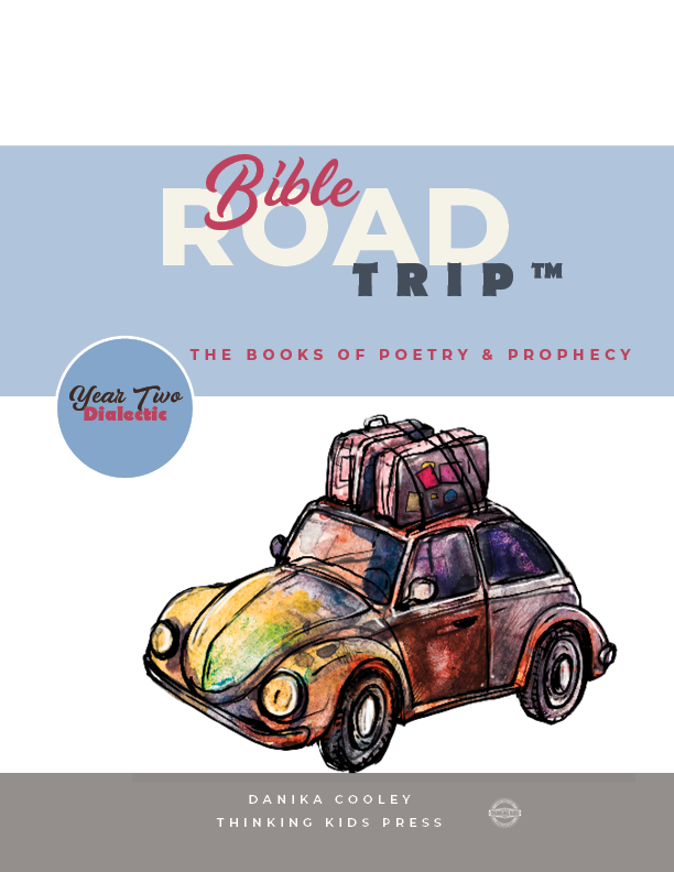 Bible Road Trip™ Year Two Dialectic Curriculum