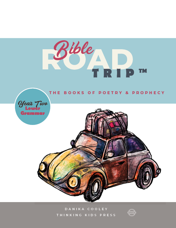 Bible Road Trip™ Year Two Lower Grammar Curriculum