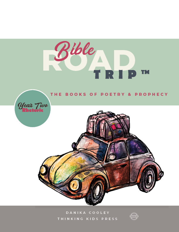 Bible Road Trip™ Year Two Rhetoric Curriculum
