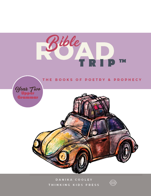 Bible Road Trip™ Year Two Upper Grammar Curriculum