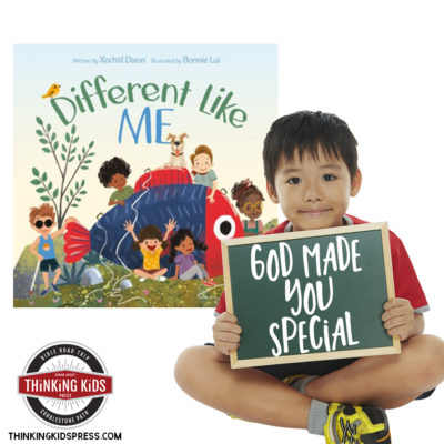 Different Like Me | God Made You Special