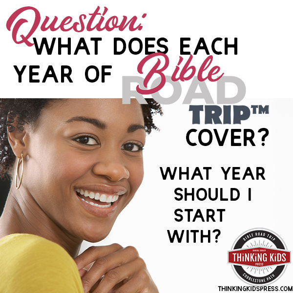 Bible Road Trip FAQs