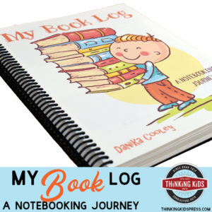 My Book Log A Notebooking Journey