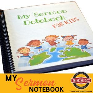 My Sermon Notebook