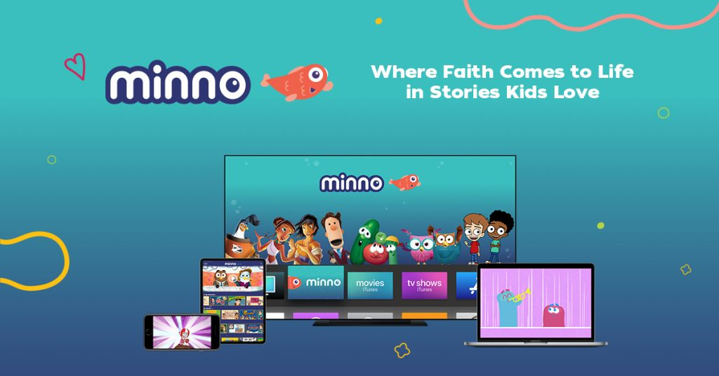 Christian Cartoons Kids Love | Minno Kids